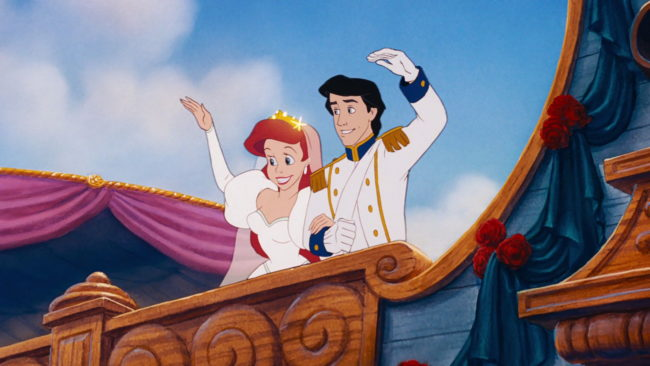 The Little Mermaid - Disney Quotes for Your Wedding Speech: The Most Romantic Wedding Readings Inspired by Disney Films