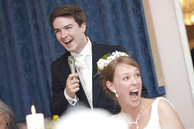 Speech Guide: The Traditional Running Order Of Wedding