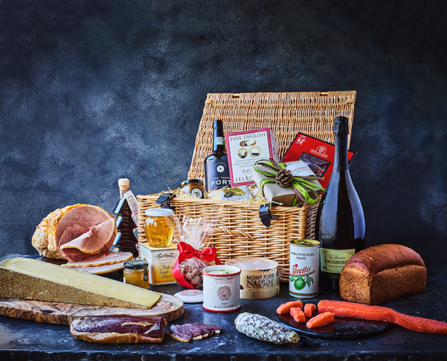 24 Days of Christmas Competitions Fine Food Specialist boxing day hamper