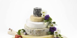 24 Days of Christmas Competitions Paxton & Whitfield cheese wedding cake