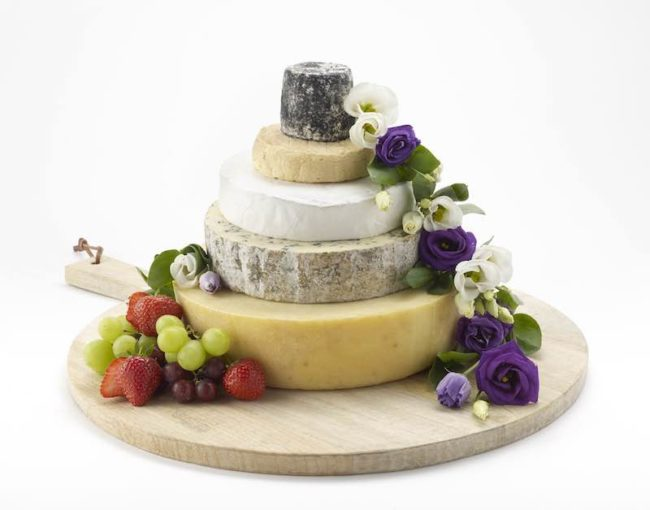 Christmas Competitions day six: Win a Paxton & Whitfield Cheese Wedding Cake