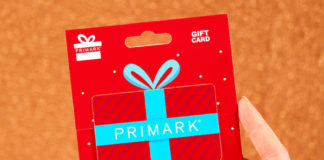 24 Days of Christmas Competitions Primark gift voucher
