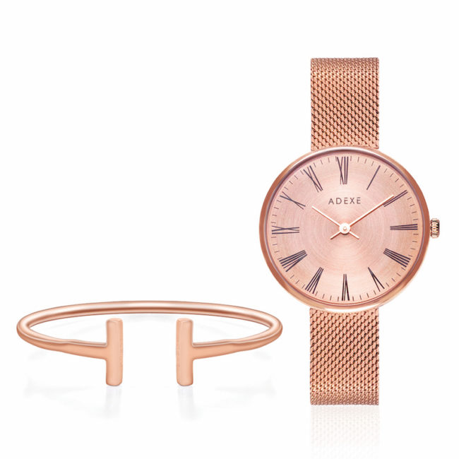 Christmas Competitions day Nineteen: Win a Ladies' ADEXE Watch and Bracelet