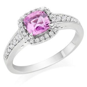 black friday engagement ring