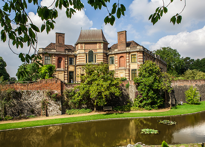 Eltham Palace London exterior