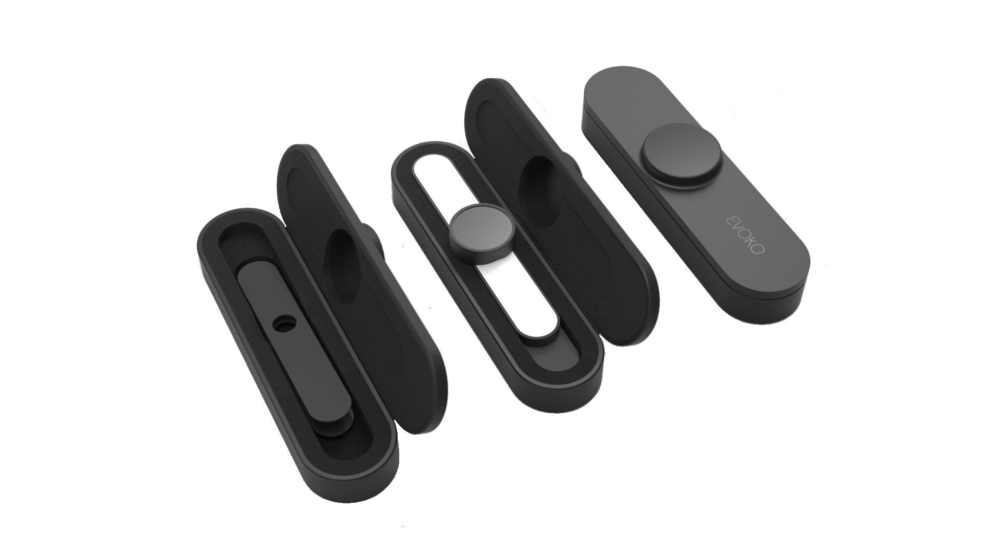 Evoko Groupie lightening lens
