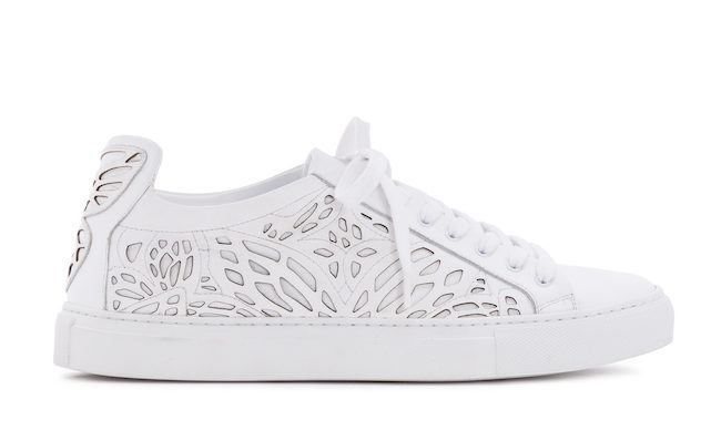 Sophia Webster Liara wedding trainers