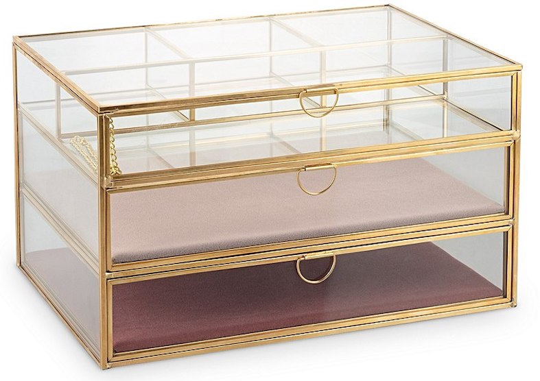 Oliver Bonas Jewellery Box