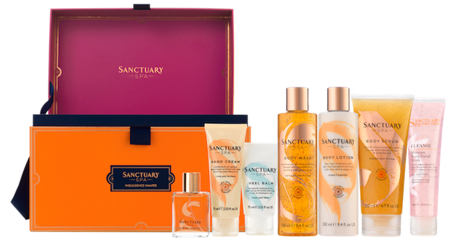 Sanctuary Spa Indulgence Hamper