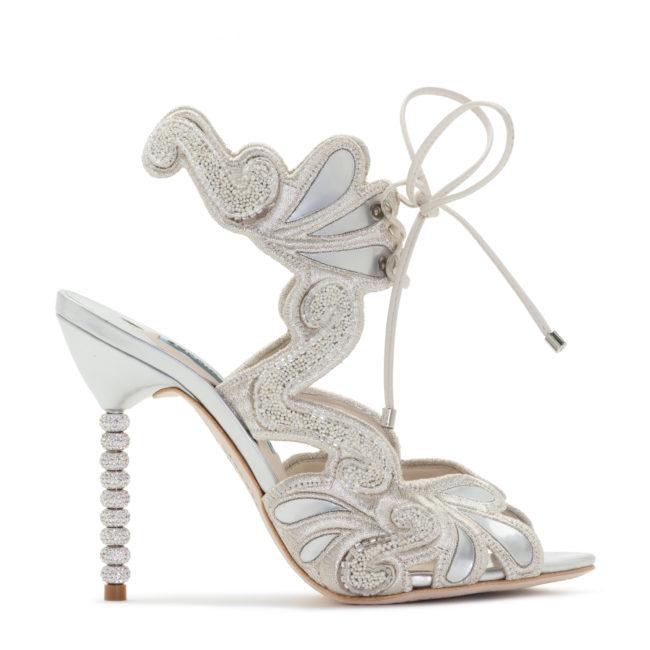 Wedding Shoes The Prettiest Bridal Heels Wedding Ideas