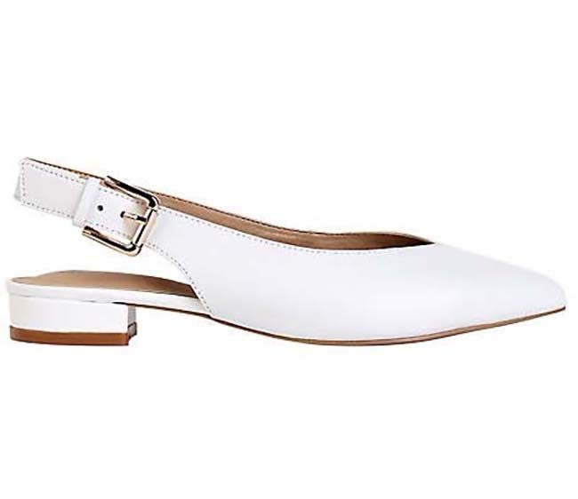 flat wedding pumps
