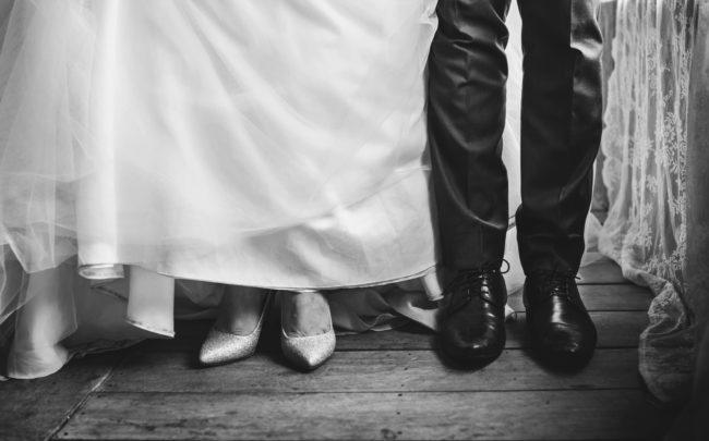 The Prettiest Flat Wedding Shoes