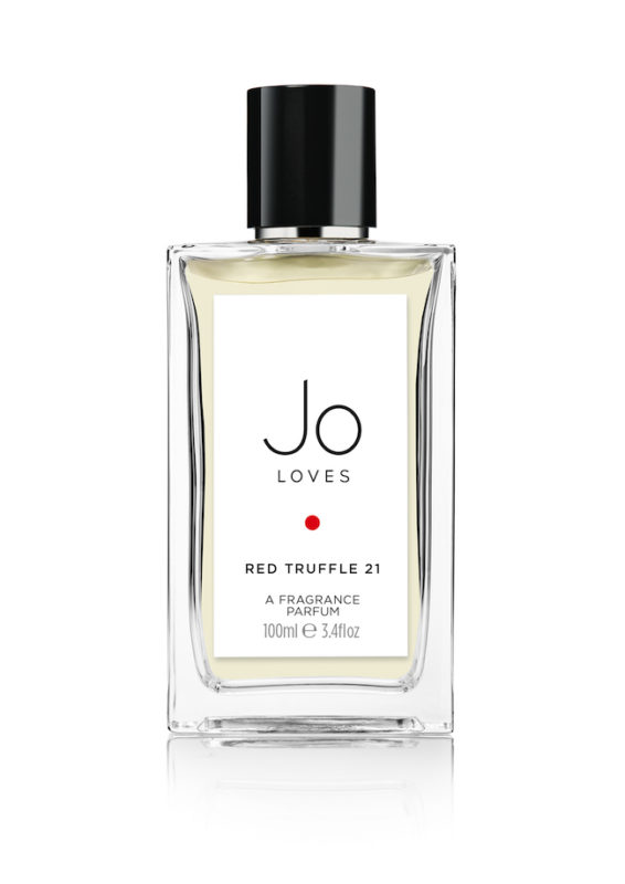 jo loves red truffle wedding perfume