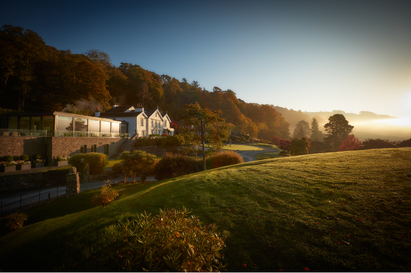 The Samling at Sunrise - small wedding venues