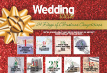 24 Days of Christmas Competitions Wedding ideas Advent Calendar 2018
