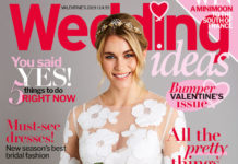 Wedding Ideas Valentine's issue 2019
