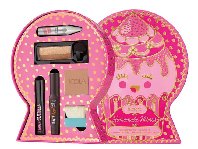 benefit cosmetics hotness gift set Boxing Day sales