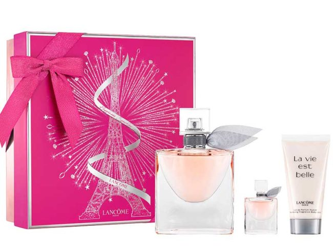 Boxing Day sales lance la vie best belle gift set