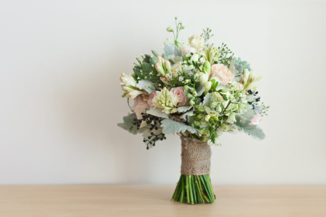 tuberose bouquet Scented weddings- everything you need to know about this 2019 trend