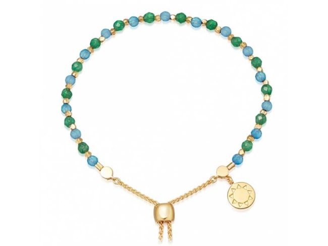 blue onyx and gold bracelet from Astley Clarke last-minute-christmas-gifts-astley-clarke