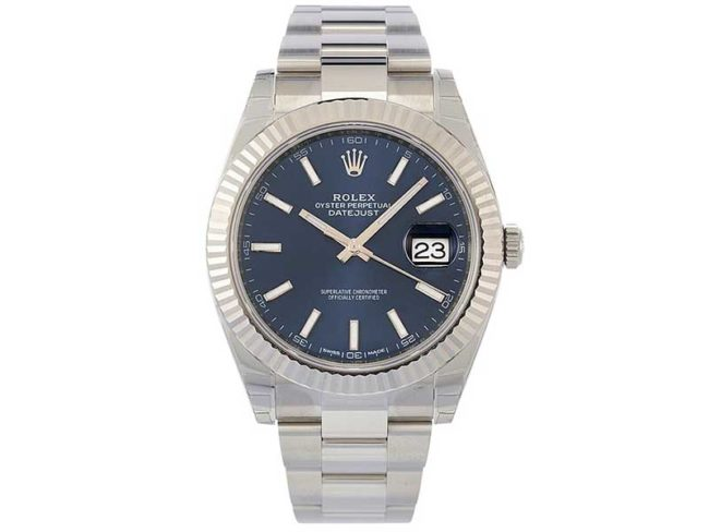 Rolex datejust 41 watch for grooms