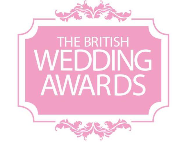 British wedding awards logo