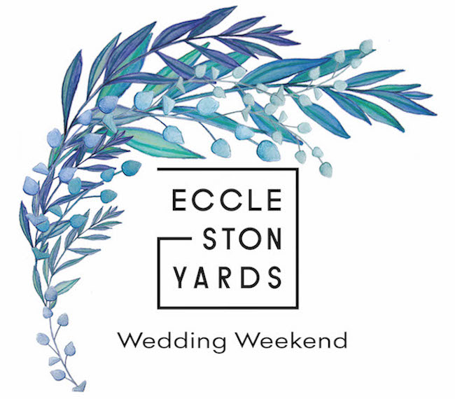 Eccleston Yards Wedding Weekend