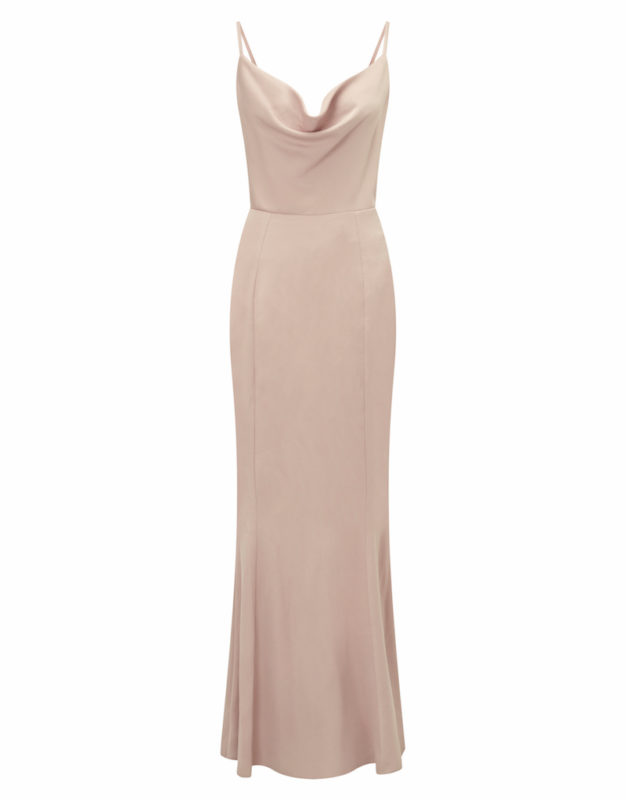 Bridesmaid Dresses Under £100 Lipsy Nude Bridemaid Dress