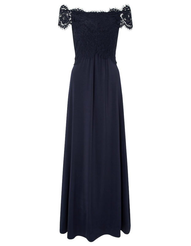 Bridesmaid Dresses Under £100 Monsoon Navy Bridesmaid Maxi Dress