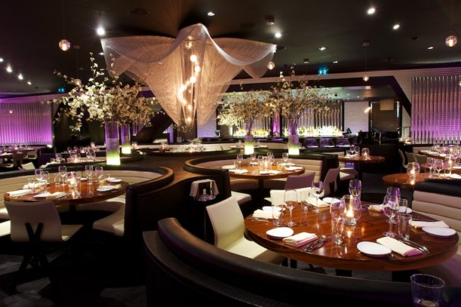 The Best Restaurants in London Right now STK Steakhouse London