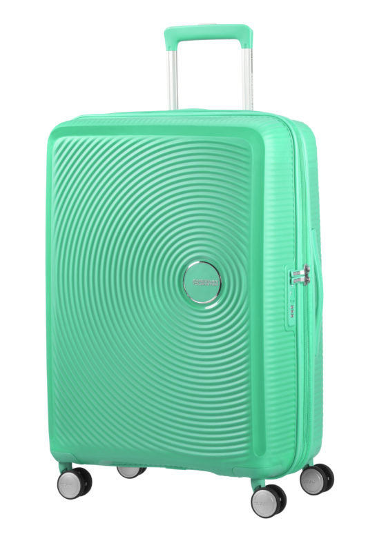 american tourister mint green suitcase Win two American Tourister Suitcases for Your Honeymoon