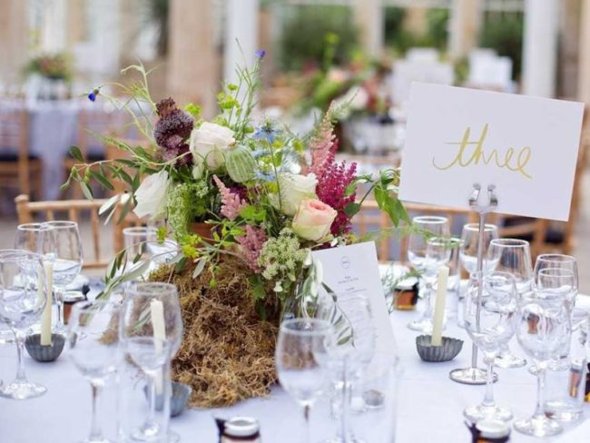 Wedding Food and Drink Trends for 2019 - table display