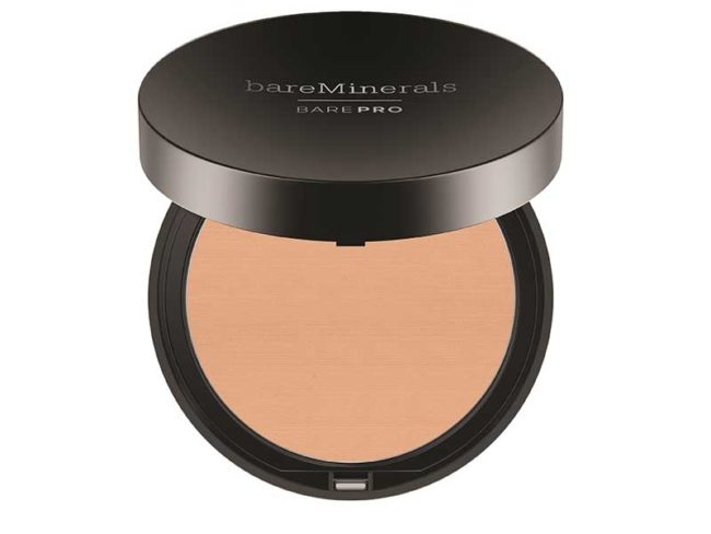 bare minerals powder foundation best vegan beauty
