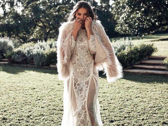 Unreal Dream Faux Fur Jacket, £250 best bridal jackets