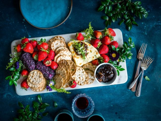 Wedding Food and Drink Trends for 2019 - vegan wedding food