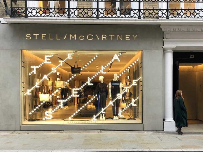 Stella McCartney store Bond Street e-Editor's Voices: I Tried Stella McCartney's Wedding Collection and was Surprisingly Underwhelmed