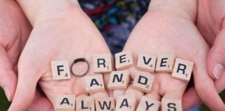 engagement-couple-scrabble-forever-and-always