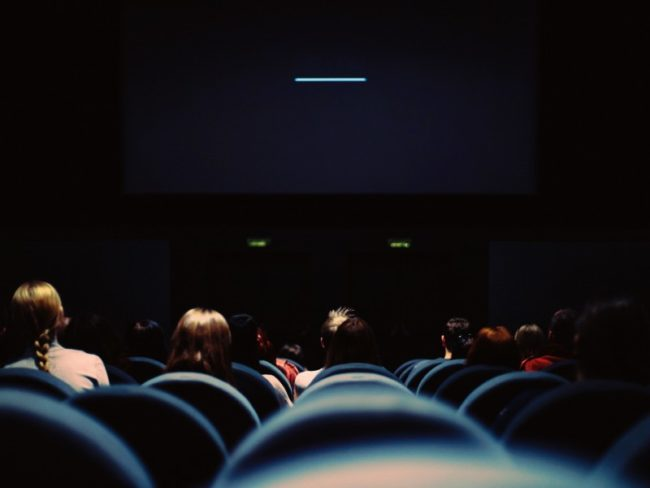 A Valentines Proposal: Nothing Says I Love You Like... Cinema