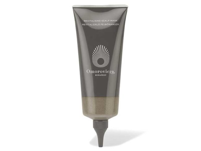 tube of omorovicza scalp mask