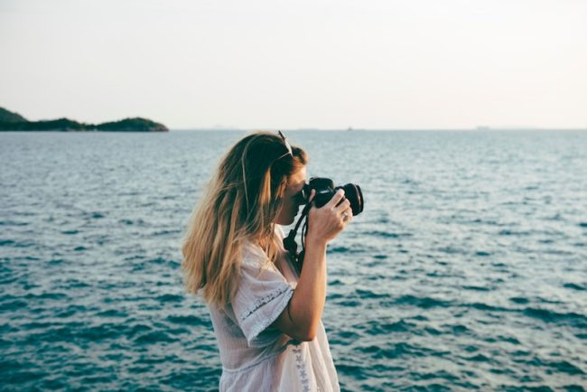 girl taking photo instagram holiday destinations The World's Most Instagrammable Holiday Destinations