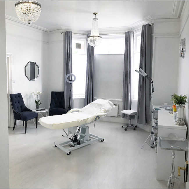 Clinic Privee Facial Win 10k Worth of Prizes competition