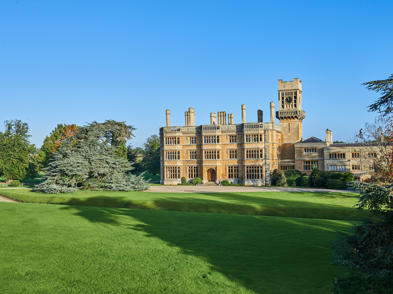 Shuttleworth House exterior The 12 Most Romantic Wedding Venues