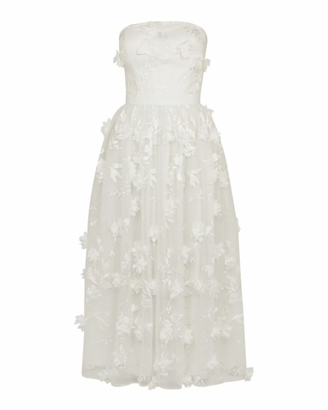 Ted Baker Wedding Dress Wittney Wedding Dresses Under £1,000