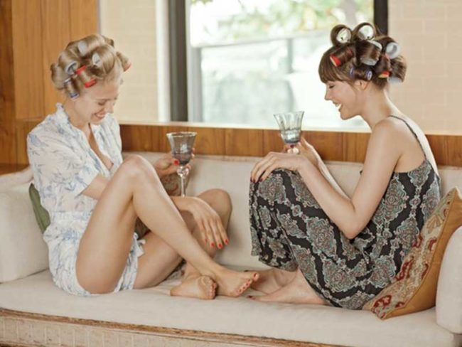 hen party pampering secret spa