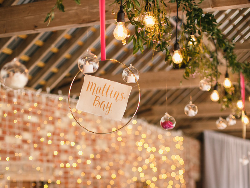 Barn wedding reception details Styling a Barn Venue for Your Wedding Day