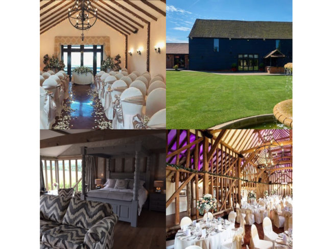 Crondon-Park-wedding-collage-barn