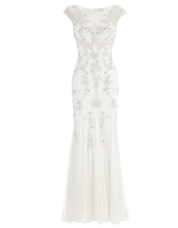 MONSOON- ISABELLA BRIDAL DRESS high street