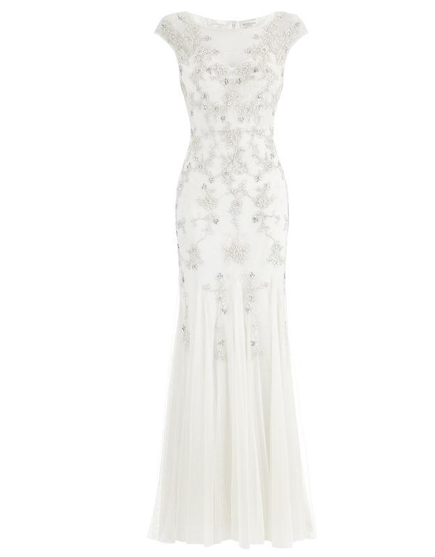 MONSOON- ISABELLA BRIDAL DRESS Wedding Dresses Under £1,000