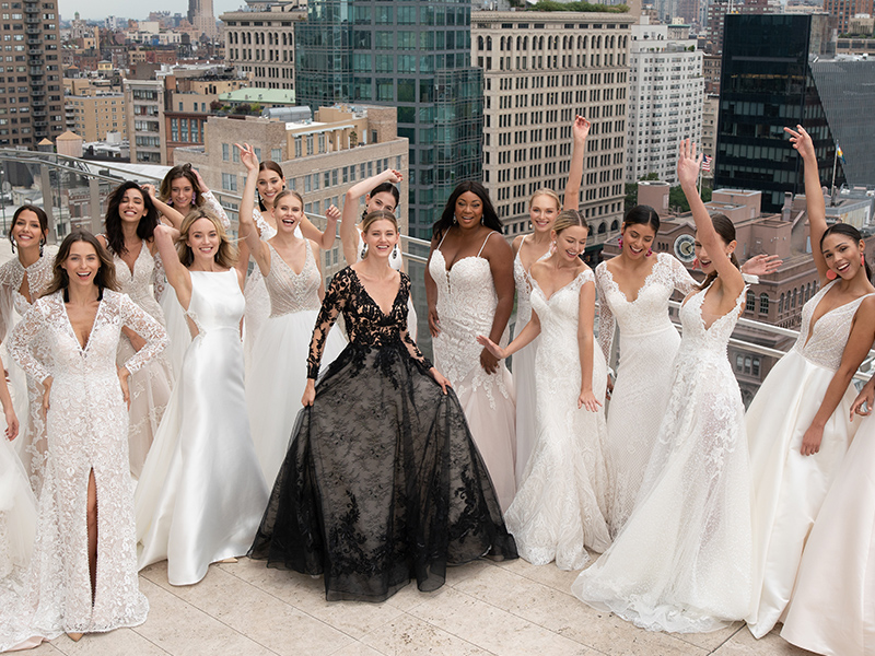 Maggie Sottero wedding dresses models The British Wedding Awards 2019: the Designers, Venues and Brands Recognised on the Night