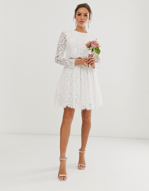 ASOS-short-wedding-dress